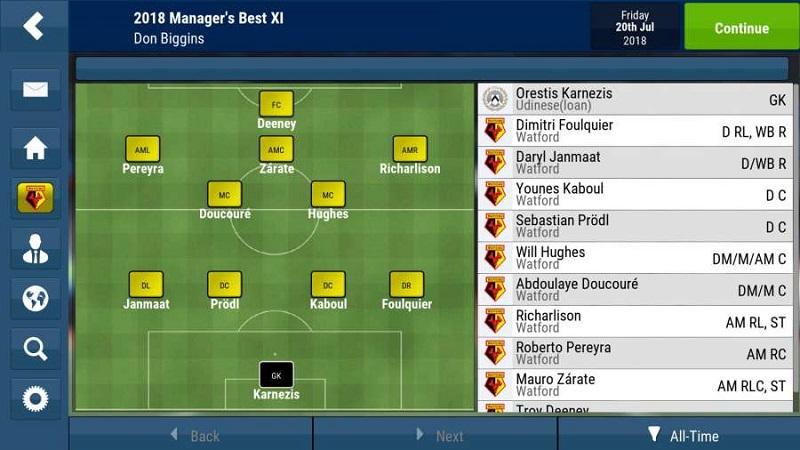 足球经理截图3
