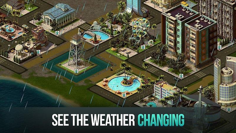 岛屿城市4:模拟人生大亨游戏截图