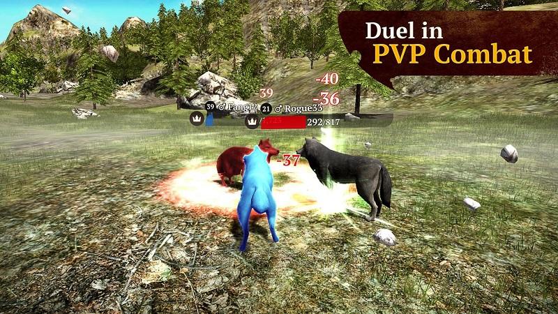 狼族破解版游戏截图