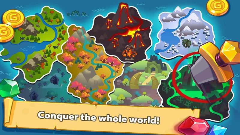 喧嚣的城堡:幻想王国宣传图片