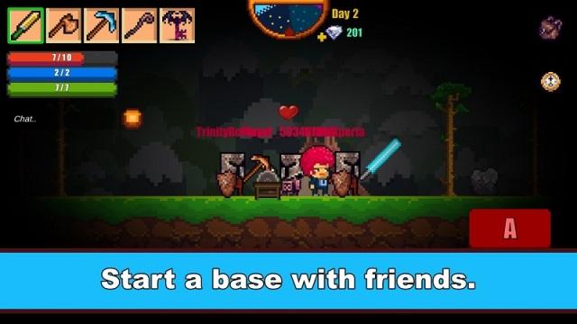 像素生存游戏2游戏截图
