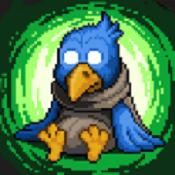 幸福的蓝鸟图标