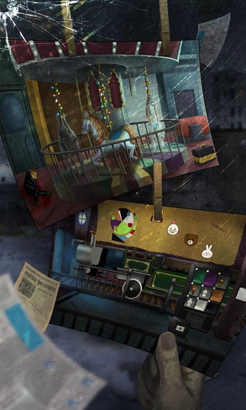 逃离惊悚乐园:密室逃脱截图2