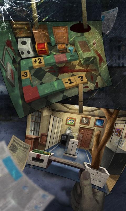 逃离惊悚乐园:密室逃脱截图3
