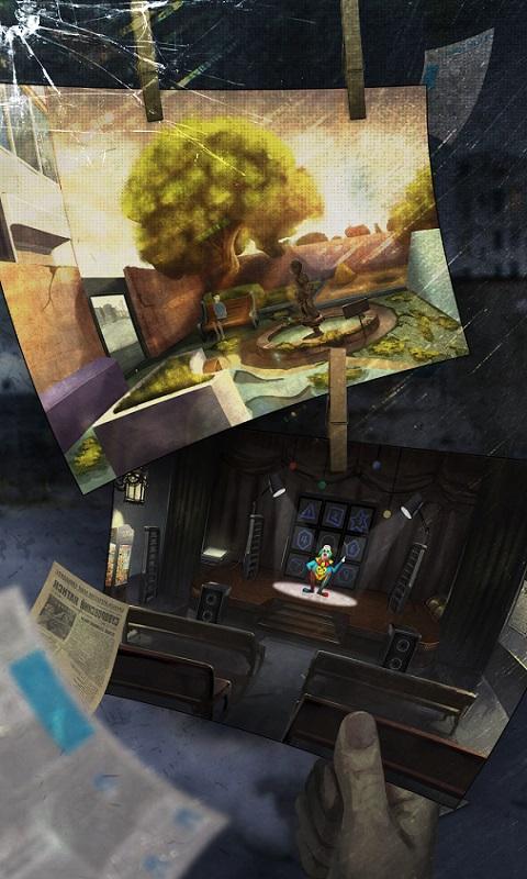 逃离惊悚乐园:密室逃脱截图4