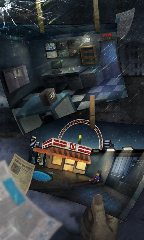逃离惊悚乐园:密室逃脱截图5