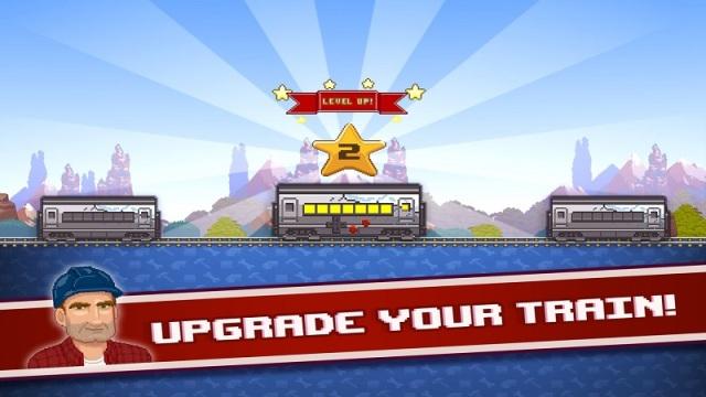 小小铁路游戏截图