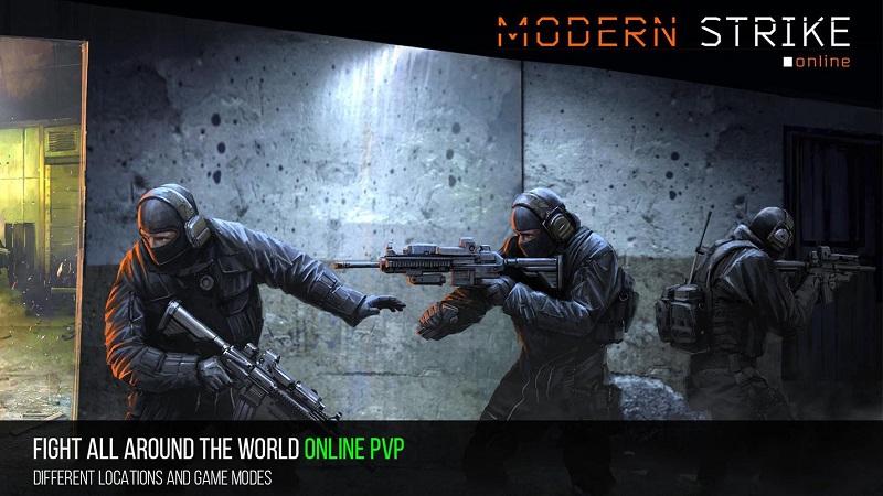 现代出击游戏截图