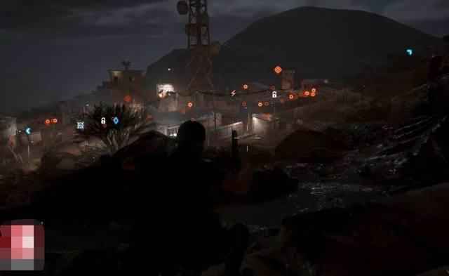 《荒野行动》改版:白天玩腻了,带你体验黑夜的快感