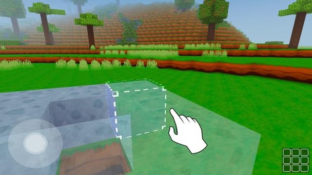 方块世界游戏截图