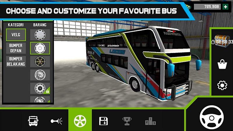 巴士模拟器截图1