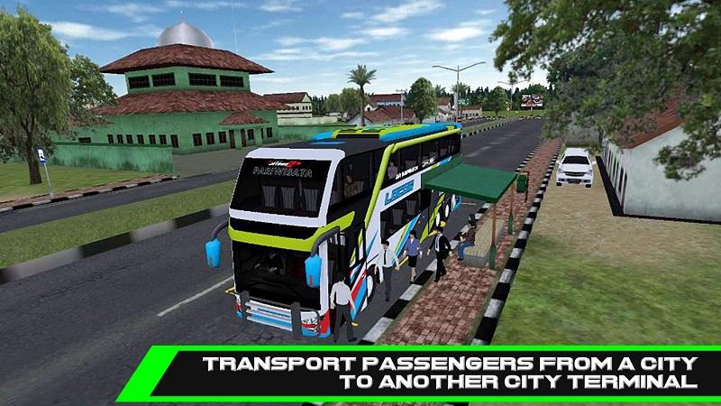 巴士模拟器截图2