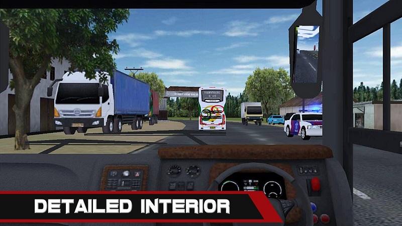 巴士模拟器截图4