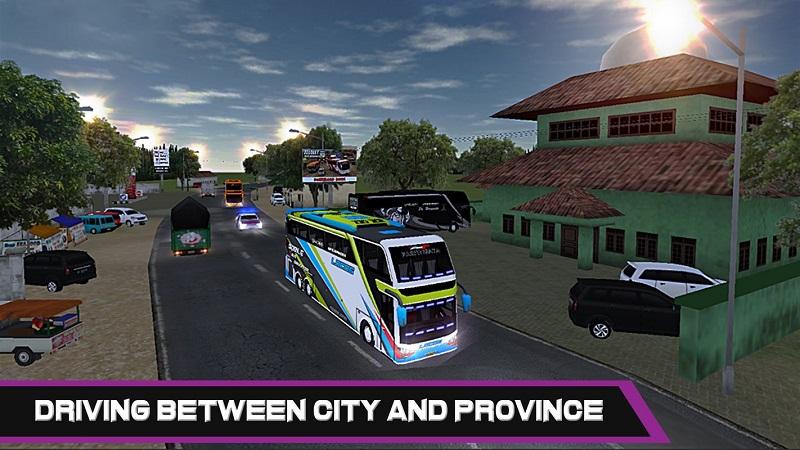 巴士模拟器截图6