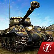 装甲王牌3D坦克图标