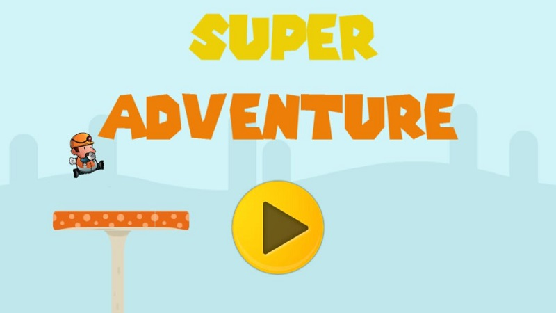 超级冒险记游戏截图