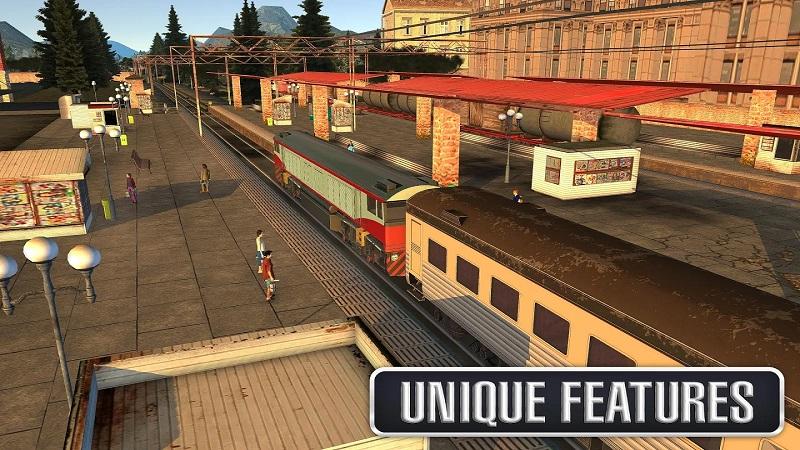 火车司机2018游戏截图