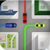 城市驾驶交通控制安卓版图标