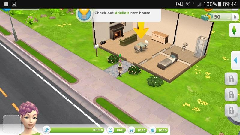 模拟人生移动版游戏截图