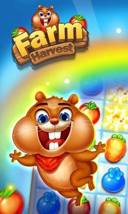 丰收农场3安卓版游戏截图