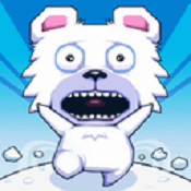 笨熊滚雪球安卓版图标