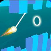 抖音上火球穿越环的游戏图标