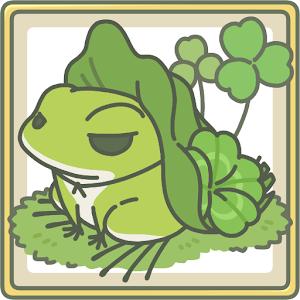 旅行青蛙支付宝版图标