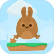 跳跃的大肚兔安卓版图标