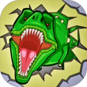 恐龙横冲直撞安卓版图标
