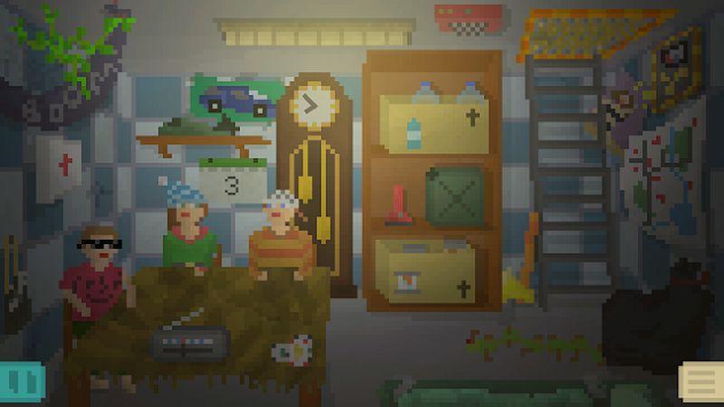 庇护所生存最新版游戏截图