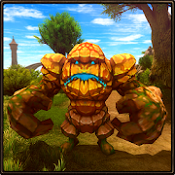愤怒的石巨人图标