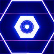 霓虹灯球图标