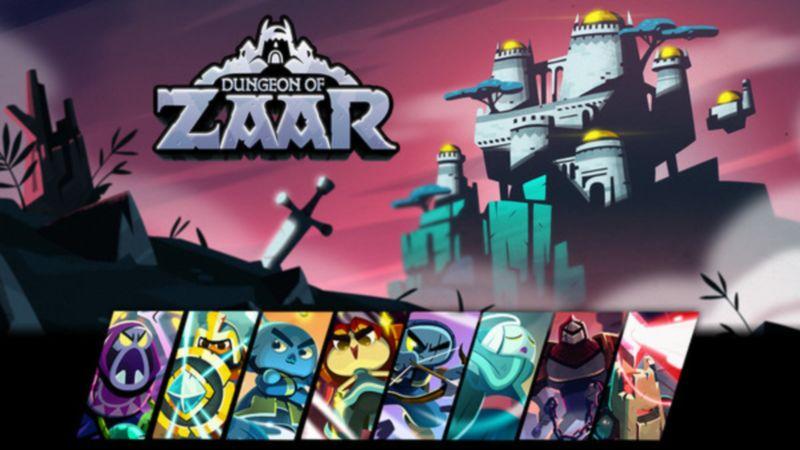 Dungeon Of Zaar截图2