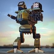 机器人世界解锁武器破解版