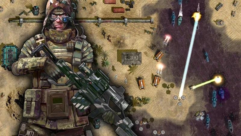 机械战争3无限弹药版游戏截图