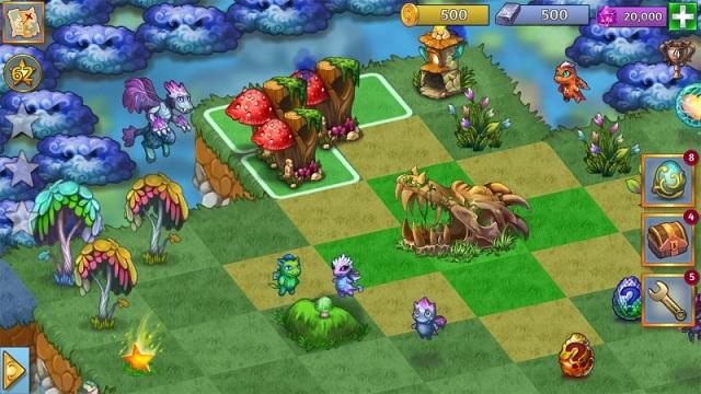 龙的创造破解版游戏截图