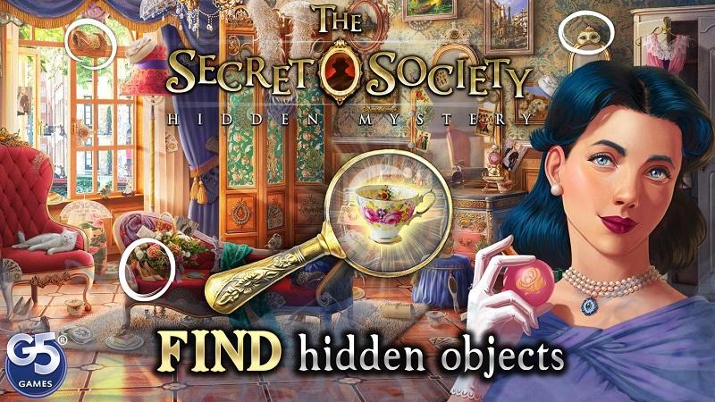 秘密社会安卓版游戏截图