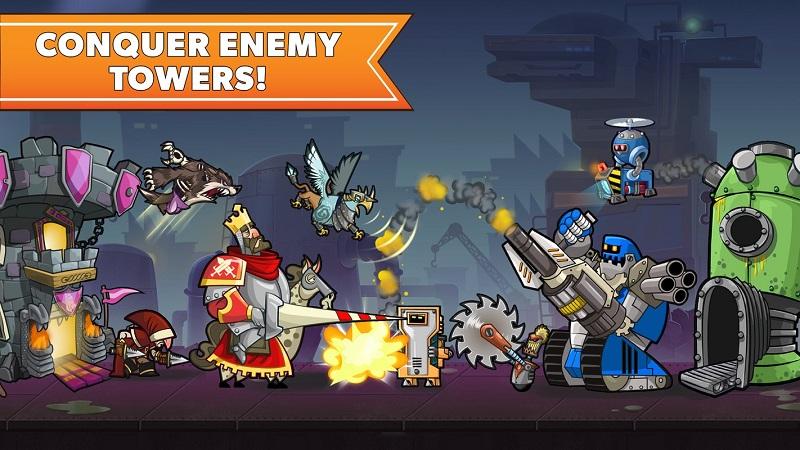 塔楼征服最新版游戏截图