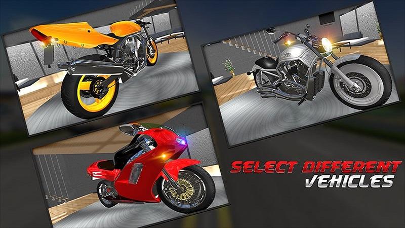 竞技摩托截图3