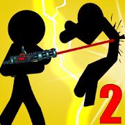 火柴人毁灭战士2图标