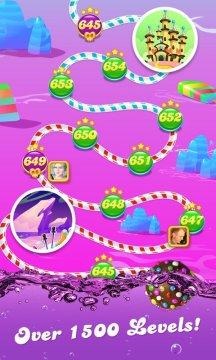 糖果粉碎苏打传奇游戏截图