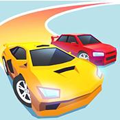 抖音上賽車漂移的游戲圖標