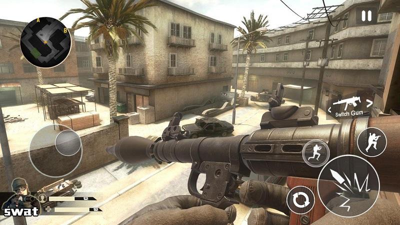 反恐狙击猎手截图1