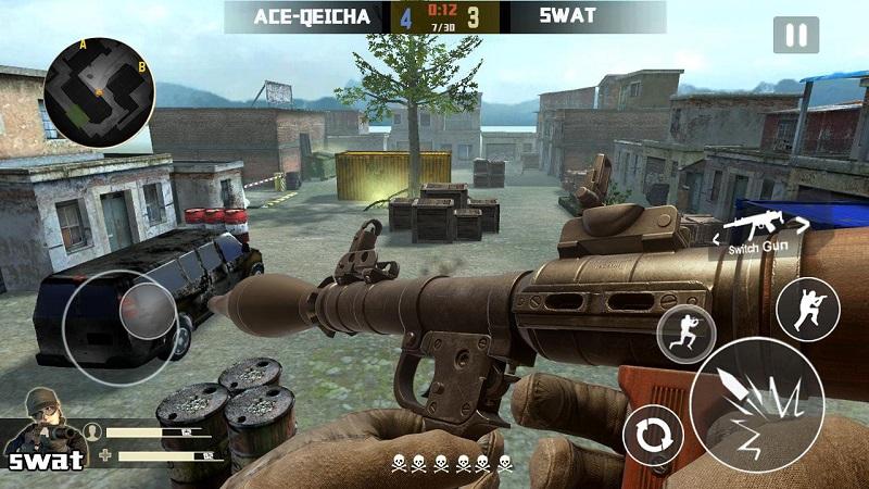 反恐狙击猎手截图2