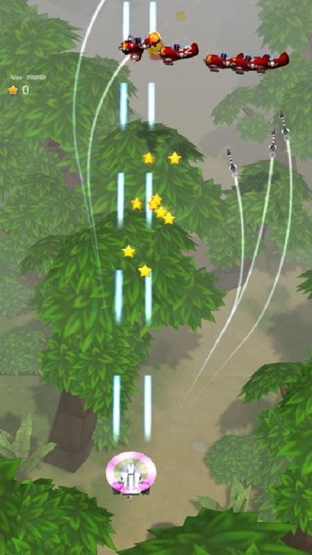 飞鸟战机安卓版游戏截图