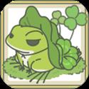 旅行青蛙中国之旅公测版图标