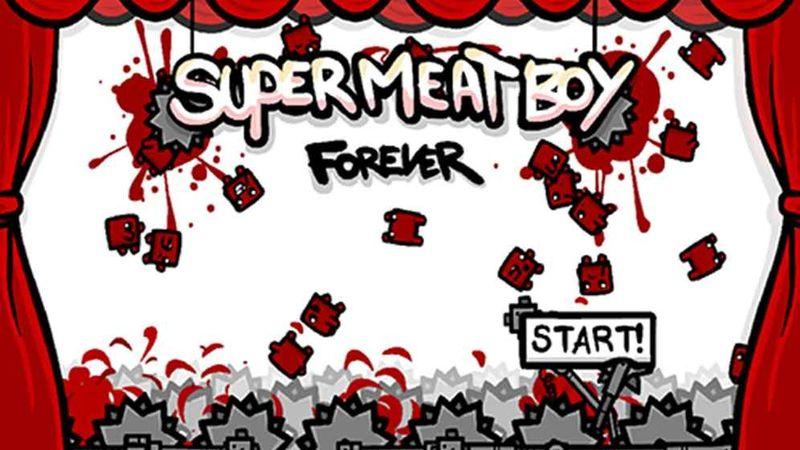 超级食肉男孩永无止境最新版游戏截图