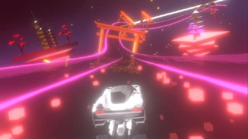 音乐赛车手安卓版游戏截图