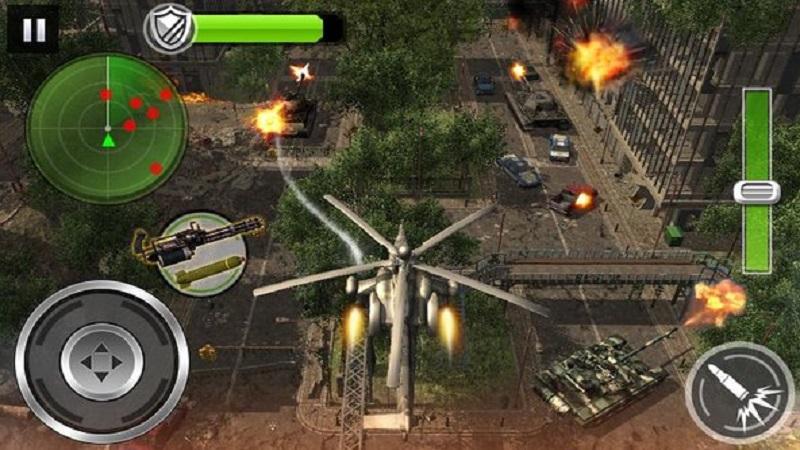 空中炮艇战斗无限金钱版截图3