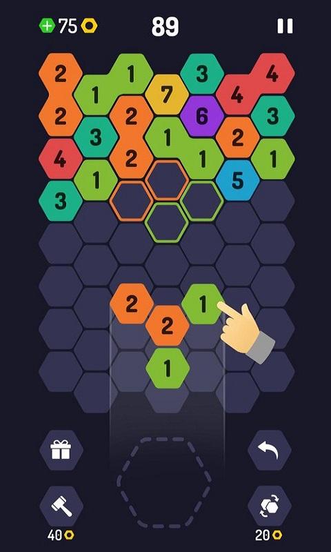 六角拼图截图2